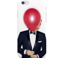 Jimmy Fallon with Red Balloon iPhone Case/Skin