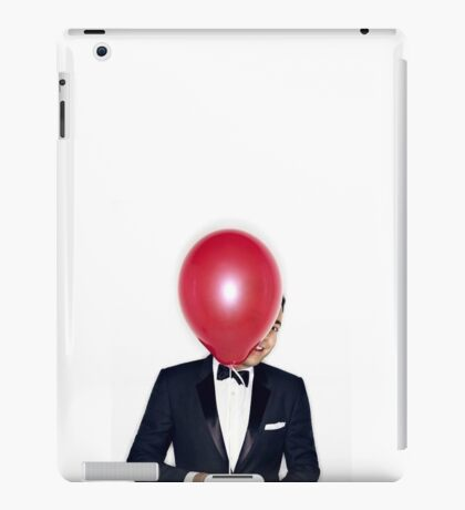 Jimmy Fallon with Red Balloon iPad Case/Skin