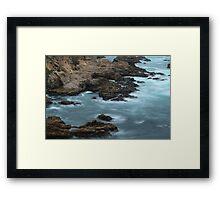 Moss Cove California II Framed Print