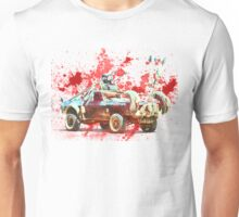 Mad Max Car- Bloody Mess Unisex T-Shirt