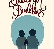 Sleuthin' Buddies ( Sherlock and Watson Besties ) by aigarcia