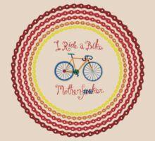 I ride a bike! by creativepanic