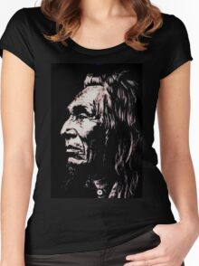 Three Eagles Women's Fitted Scoop T-Shirt
