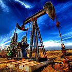 DAYS IN THE OILFIELDS by jphall