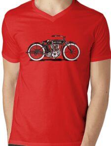 Dayton Motorcycle Mens V-Neck T-Shirt