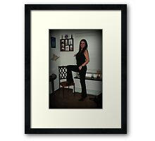 BFF Lisa Marie © Framed Print