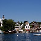 Kittery, Maine by Steve Borichevsky