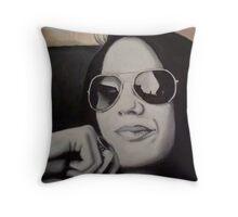 The Frau Throw Pillow