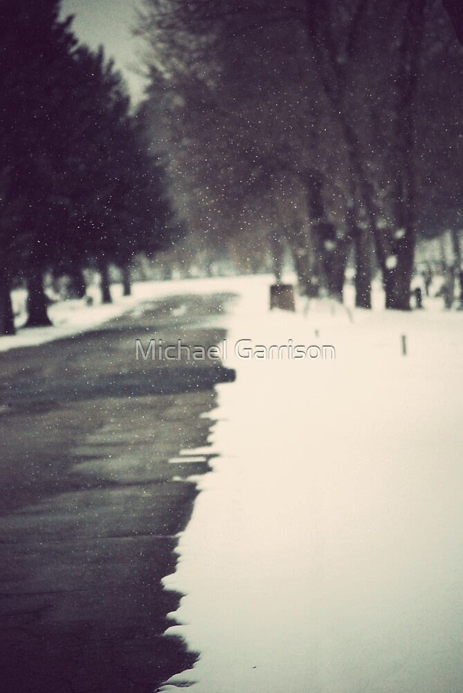 Just Ahead Of Me by Michael Garrison