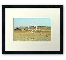 sol II Framed Print