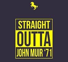 Straight Outta John Muir '71 Dark Blue T-Shirt