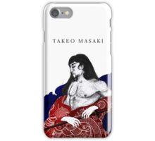 Takeo The Samurai iPhone Case/Skin