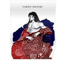 Takeo The Samurai Poster