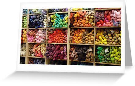 Having a yarn by lcm75