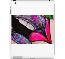 Sealed With a Kiss iPad Case/Skin