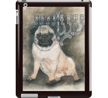 I'll Just Wait Here iPad Case/Skin
