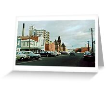 Carlton picture theatre 19761008 0004 Greeting Card
