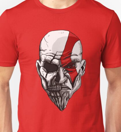 Kratos - Death and Anger Unisex T-Shirt