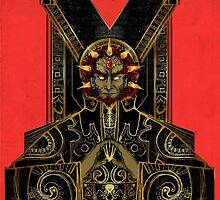 Ganondorf The Demon King by TheTrollMother