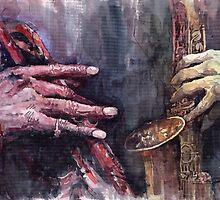 Jazz Batle of Improvisation by Yuriy Shevchuk