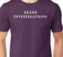 Jessica Jones - Alias Investigations - White Unisex T-Shirt