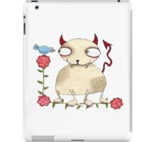 Devil Cat iPad Case/Skin