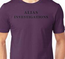 Jessica Jones - Alias Investigations - Black Unisex T-Shirt