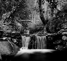 The Stream by Tanah Kelana by ElRobbo