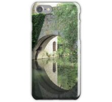 Framed reflection iPhone Case/Skin