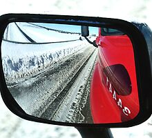 Winter Reflection by Thomas Eggert