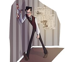 Moriarty by invisiinnocence