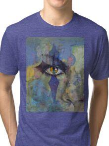 Gothic Art Tri-blend T-Shirt