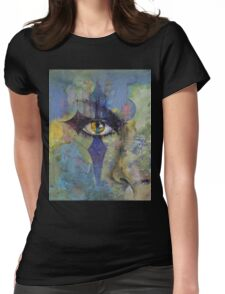 Gothic Art Womens Fitted T-Shirt