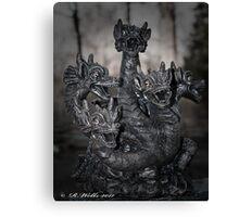 Magic Dragon Canvas Print