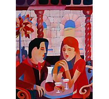 THE DINERS II Photographic Print