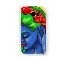Rose Crown Samsung Galaxy Case/Skin
