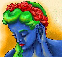 Rose Crown by Taylor Jansen