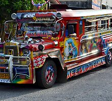 The Philippine Jeepney by Loreto Bautista Jr.