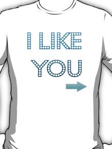 I like you tshirt for boys T-Shirt