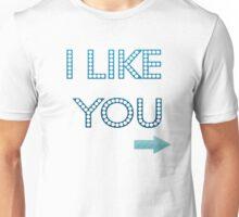 I like you tshirt for boys Unisex T-Shirt