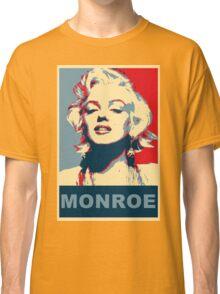 Marilyn Monroe Pop Art Campaign  Classic T-Shirt