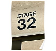Stage 32 Poster