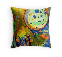 Convection Throw Pillow