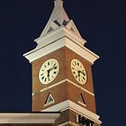 The Clock Tower by lorilee