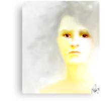 Silver Canvas Print