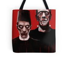 THE ODD COUPLE ! Tote Bag
