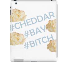 Cheddar Bay Bitch iPad Case/Skin