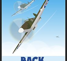 Hawker Hurricane by Phlum