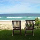 Beach chairs by RightSideDown