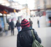 Walking away  by Daniel  Låstad